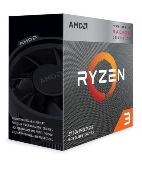 AMD Processeur Ryzen 3 3200G Wraith Stealth cooler