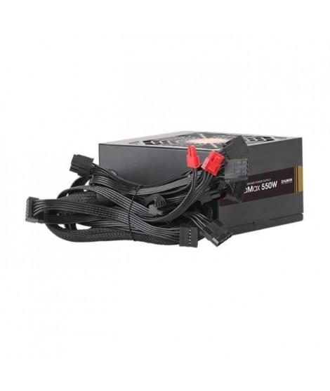 ZALMAN GigaMax 550W (80Plus Bronze) - Alimentation PC non modulaire