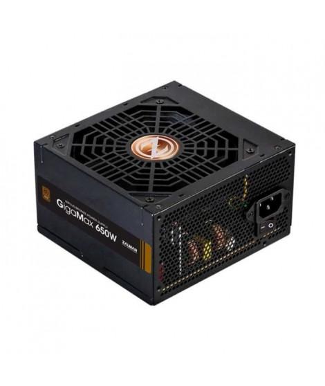 ZALMAN GigaMax 650W (80Plus Bronze) - Alimentation PC non modulaire