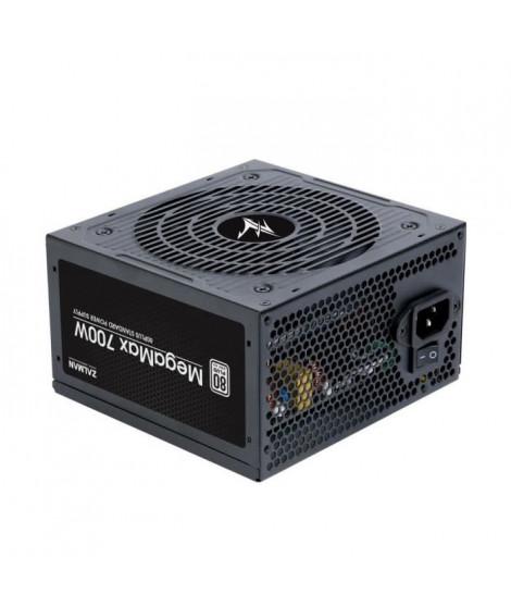 ZALMAN MegaMax 700W (80Plus) - Alimentation PC non modulaire