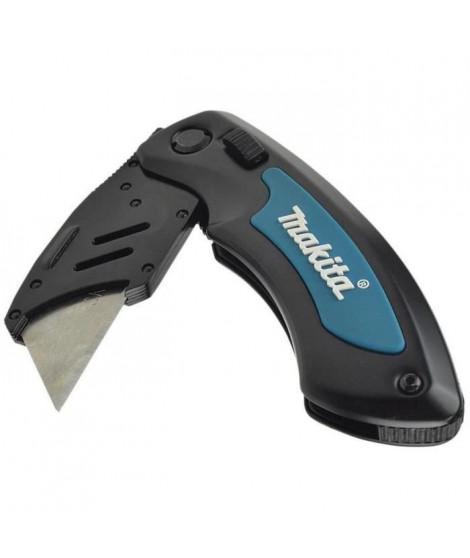 MAKITA P-90548 - Cutter avec systeme de changement rapide + 10 lames