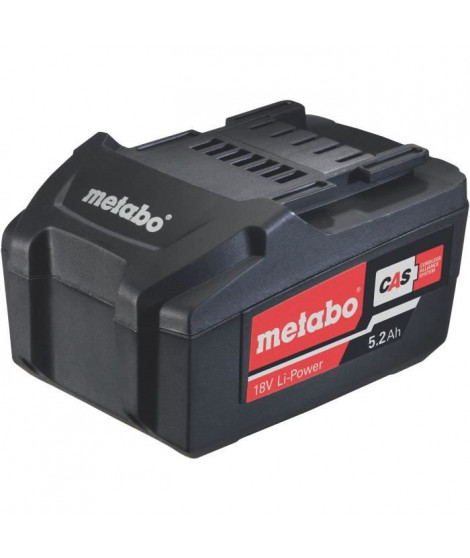 METABO  Batterie 18 V, 5,2 Ah, Li-Power