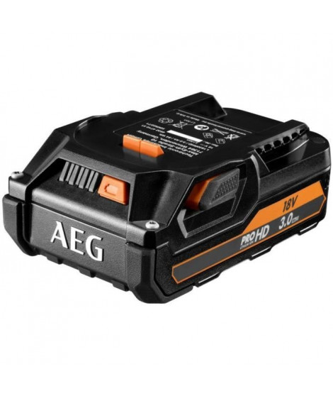 AEG POWERTOOLS Batterie 18 Volts 3,0 Ah Li-ION (systeme GBS)