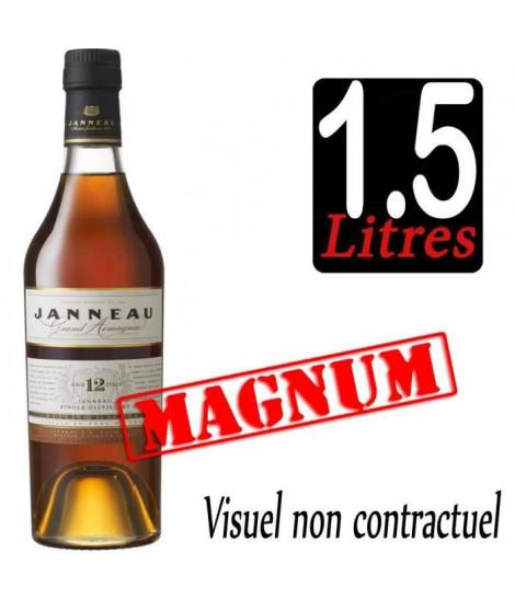 Janneau 12 ans Magnum 1.5L