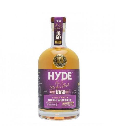 Hyde n°5 - Single Grain Irish Whiskey - Burgundy Finish - 46%vol - 70cl