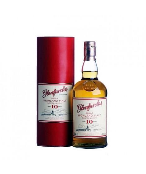 Glenfarclas - 10 ans - Whisky - 40% Vol. - 70 cl