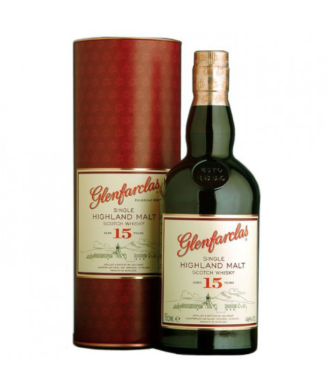 Glenfarclas 15 ans