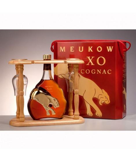 Meukow Cognac XO coffret  70cl