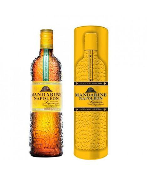 Mandarine Napoléon – Liqueur d'Agrumes – 38%vol – 70cl sous étui