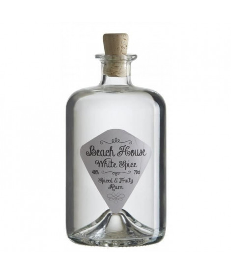 BEACH HOUSE White Spiced Rum - 40% - 70cl