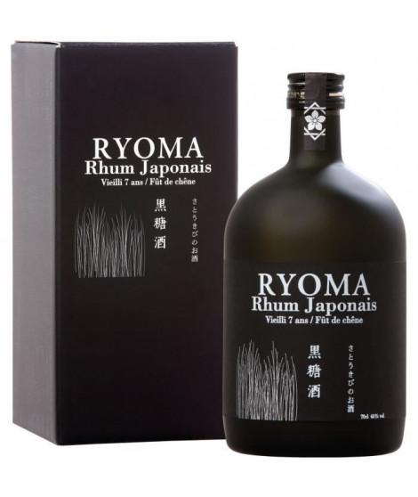 Rhum Ryoma sous étui