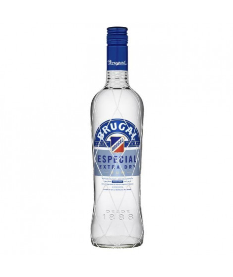 Brugal - Blanco Especial - Extra Dry - Rhum - 40% - 70 cl