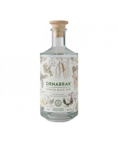 Single Malt Gin Irlandais Ornabrak - 43% 70 cl