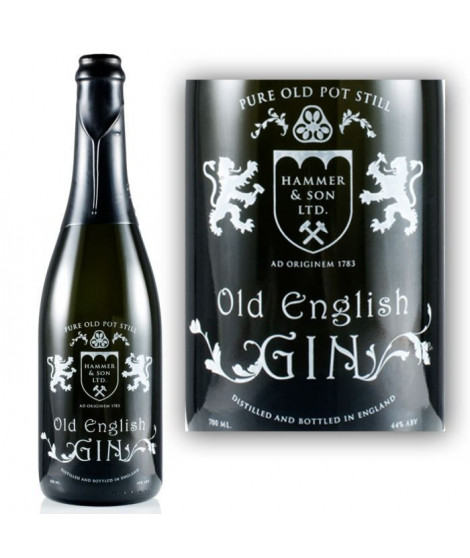 Gin Old English  70cl 44%