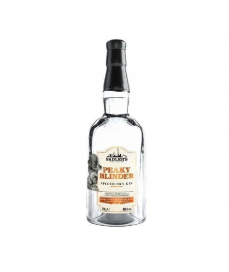 Peaky Blinder - Spiced Gin - 40% - 70 cl