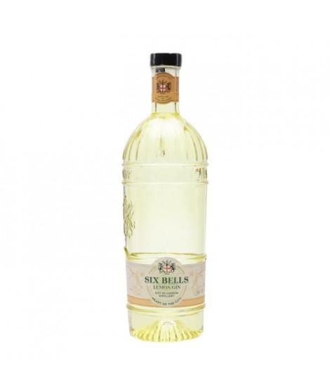 City of London - Six Bells - London Dry Gin - 41.30 % Vol. - 70 cl