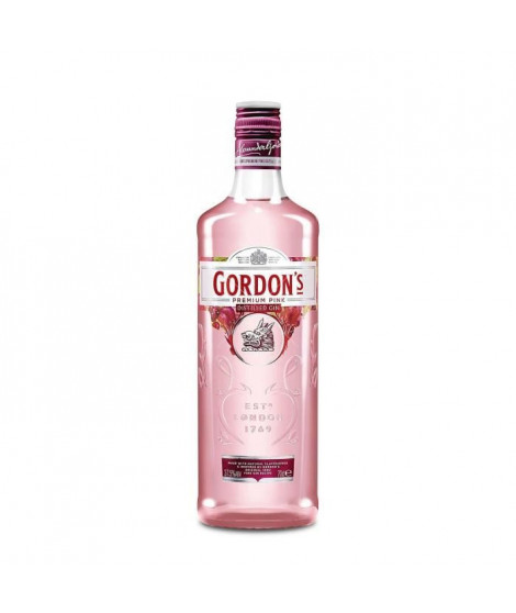 Gin Gordon's Pink - 70 cl - 37,5°