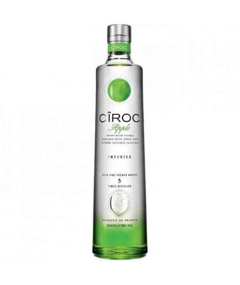 Ciroc Pomme - Vodka Aromatisée - 37.5% - 70cl