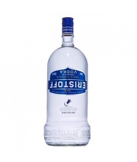 Eristoff Original Vodka 200 cl - 37.5°