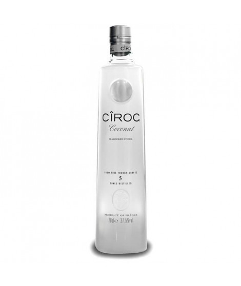 VODKA CIROC COCONUT 70cl 37.5°