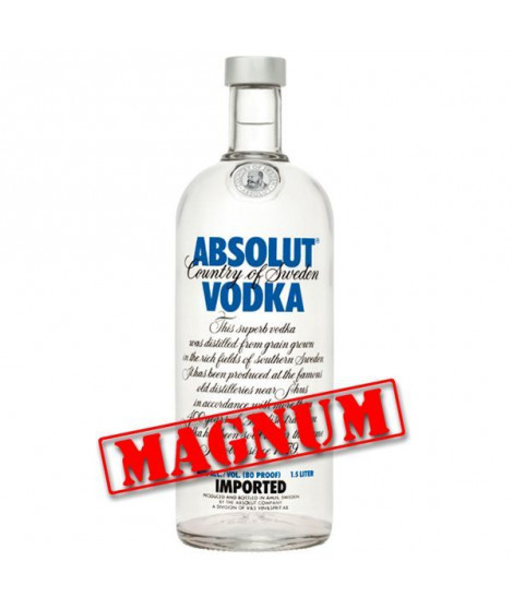 Absolut Vodka Magnum 1.5L