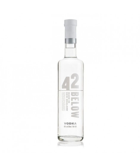 Vodka 42 below 70 cl