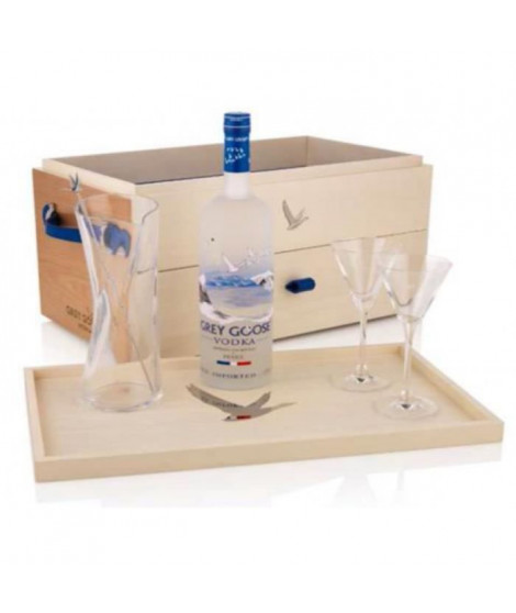 Grey Goose - Grand Explorer Pack - Vodka 70 cl