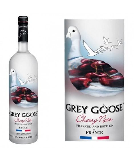 Grey Goose Cherry Noir Vodka 100 cl - 40°