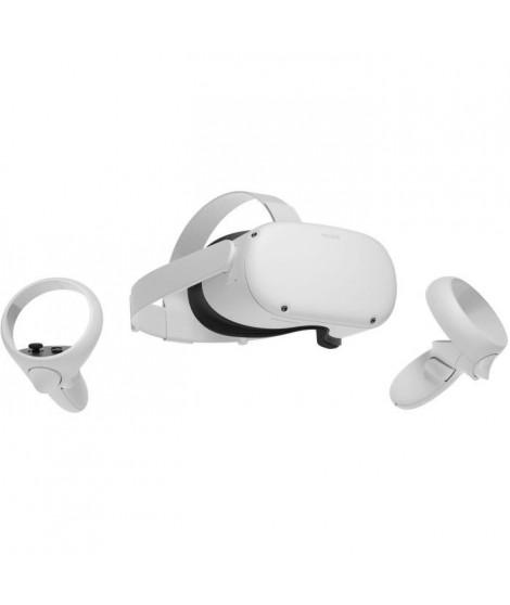 Casque de Réalité Virtuelle Oculus Quest 2 64Go