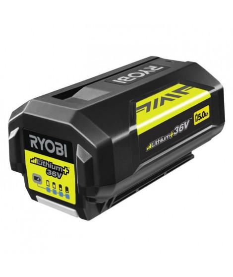 RYOBI Batterie 36V 5 Ah Max Power™ - BPL3650D2