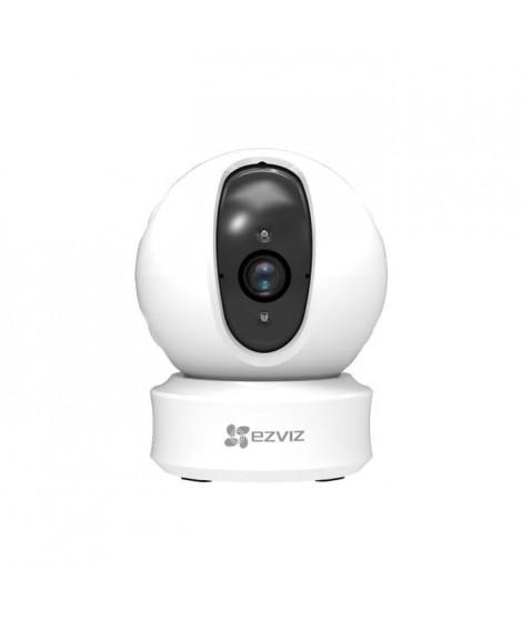 EZVIZ Caméra de surveillance C6C 720P dôme - Wi-Fi 2.4 GHz - Sans fil avec vision nocturne