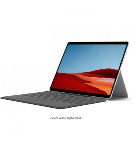 Microsoft Surface Pro X - 13 - Microsoft SQ2™ - RAM 16Go - Stockage 512Go SSD - Platine - Windows 10 Famille