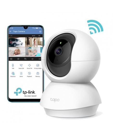 TP-LINK Caméra de surveillance WiFi Tapo C200 - FHD 1080P - Vision Nocturne