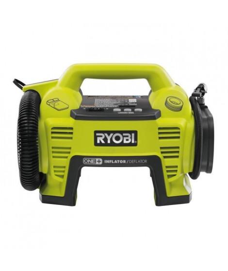RYOBI Compresseur gonfleur 3 en 1 ONE+ - 18V - 10,3 bars