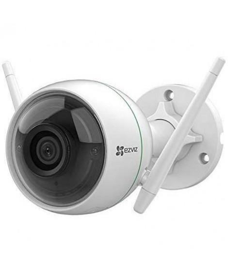 EZVIZ Caméra de sécurité C3WN 1080P FHD - Sans fil - Vision nocturne