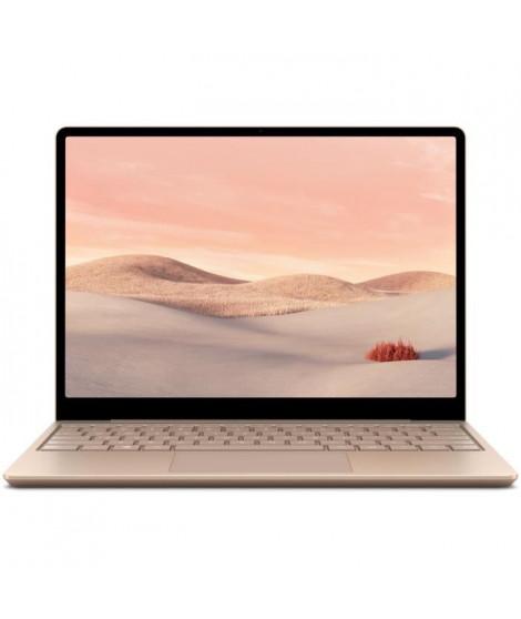 Microsoft Surface Laptop Go - 12,45 - Intel Core i5 1035G1 - RAM 8Go - Stockage 256Go SSD - Sable - Windows 10