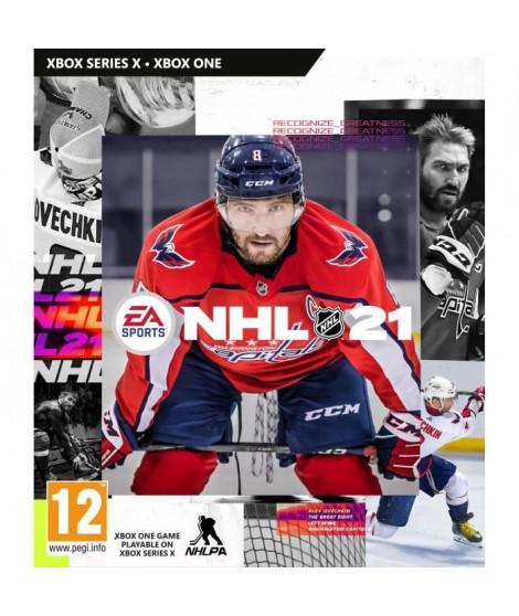 NHL 21 Jeu Xbox One et Xbox Series X