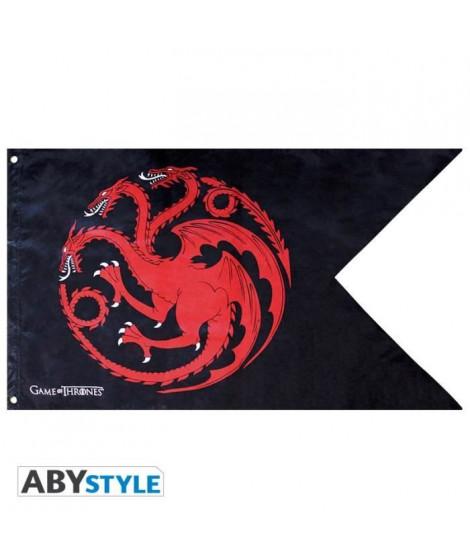 Drapeau Game Of Thrones - Targaryen (70x120) - ABYstyle