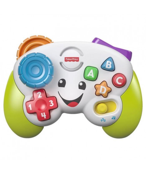 FISHER-PRICE - Manette Jeux Et Apprentissage