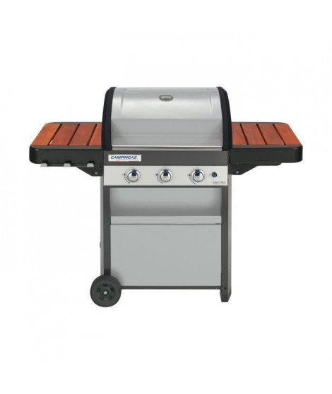 CAMPINGAZ Barbecue Class 3 WLX a 3 brûleurs - Inox - 61 x 45 cm