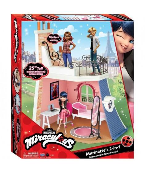 Miraculous Ladybug - La chambre de Marinette