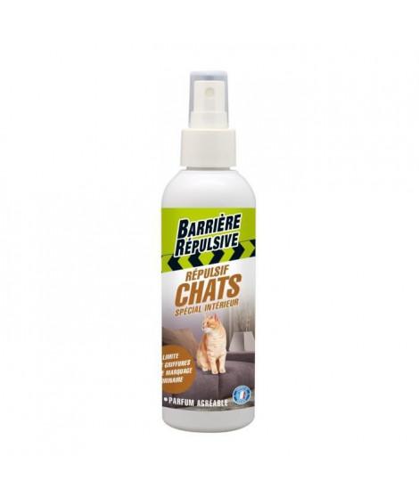 BARRIERE REPULSIVE Répulsif chats intérieur - Pret a l'emploi - 200 ml