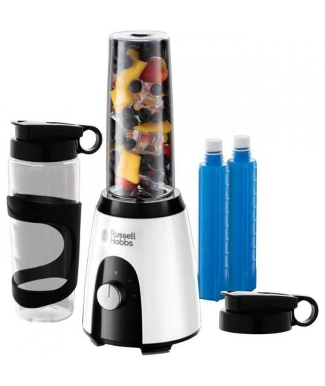 RUSSELL HOBBS 25161-56 - Blender compact Horizon Mix & Go Boost - 400 W