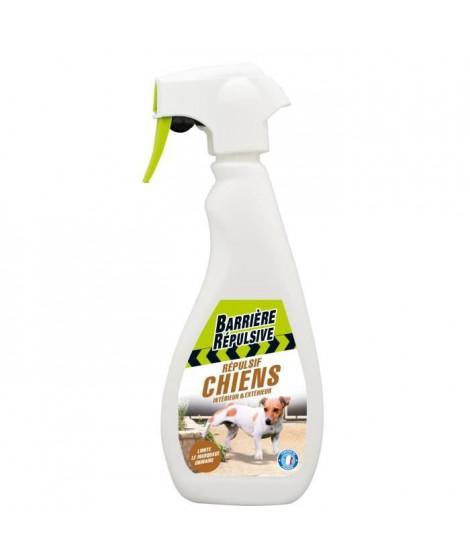 BARRIERE REPULSIVE Répulsif chiens intérieur et extérieur - Pret a l'emploi - 500 ml