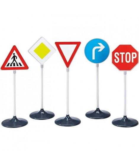 Panneaux de signalisation routiere 6 pieces