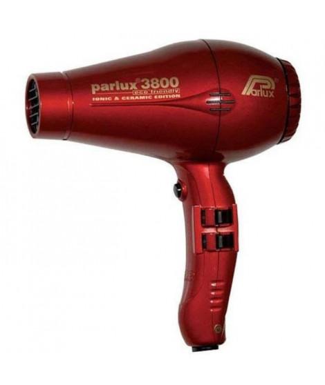 PARLUX Seche-cheveux - 3800 Ionic Eco Friendly - Débit d'air 75 m3/h - 2100 W - Rose