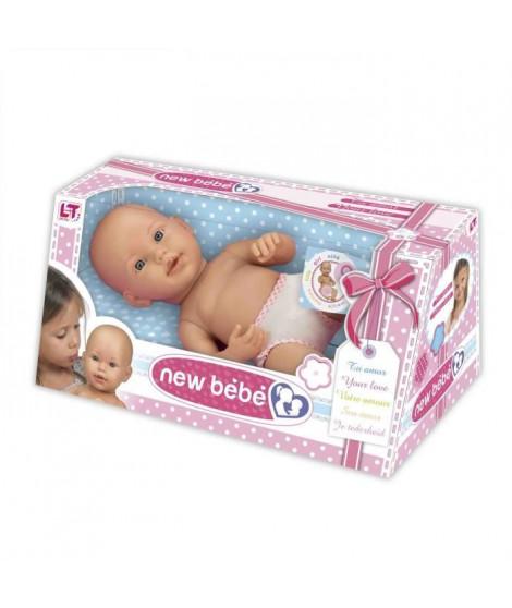 New Bebe Poupon Fille 42 cm