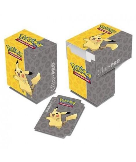 POKEMON - Boîte de Rangement Pikachu - Cartes a collectionner