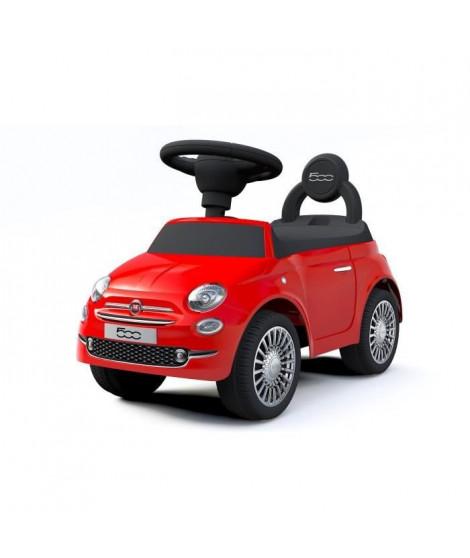 FIAT 500 Porteur sonique - Rouge