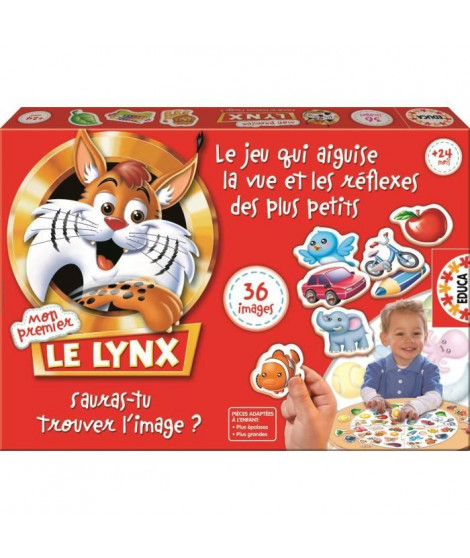 EDUCA Mon Premier Lynx 36 Images